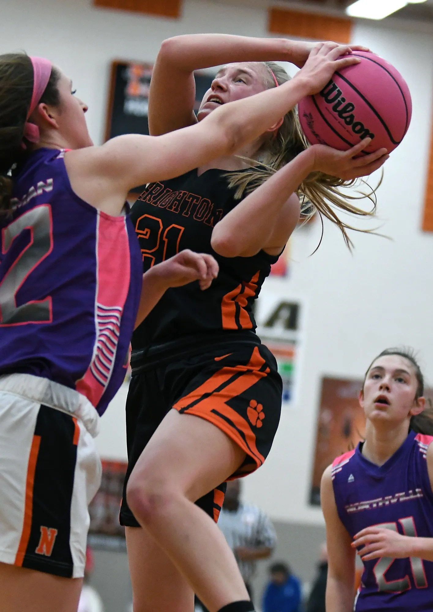 David Goricki S Girls High School Basketball Rankings Feb 2