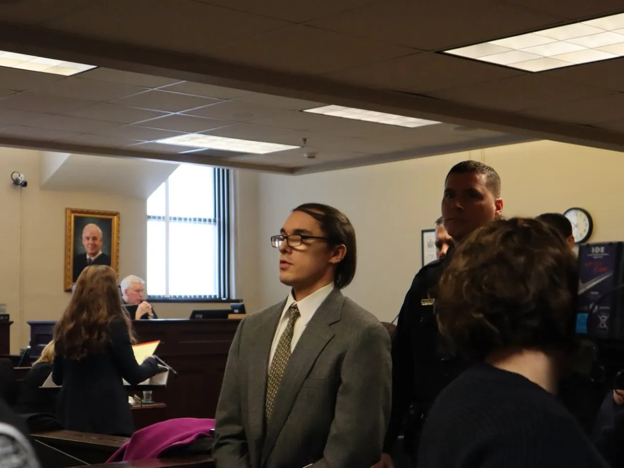 Bianca Devins Brandon Clark Pleads Guilty In New York