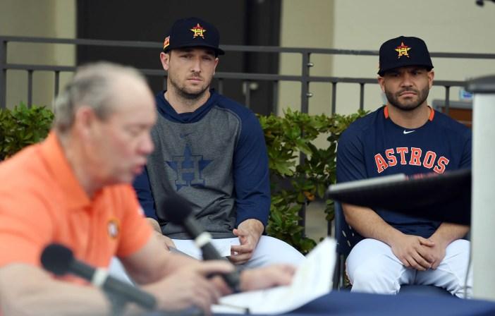Peores momentos de Astros