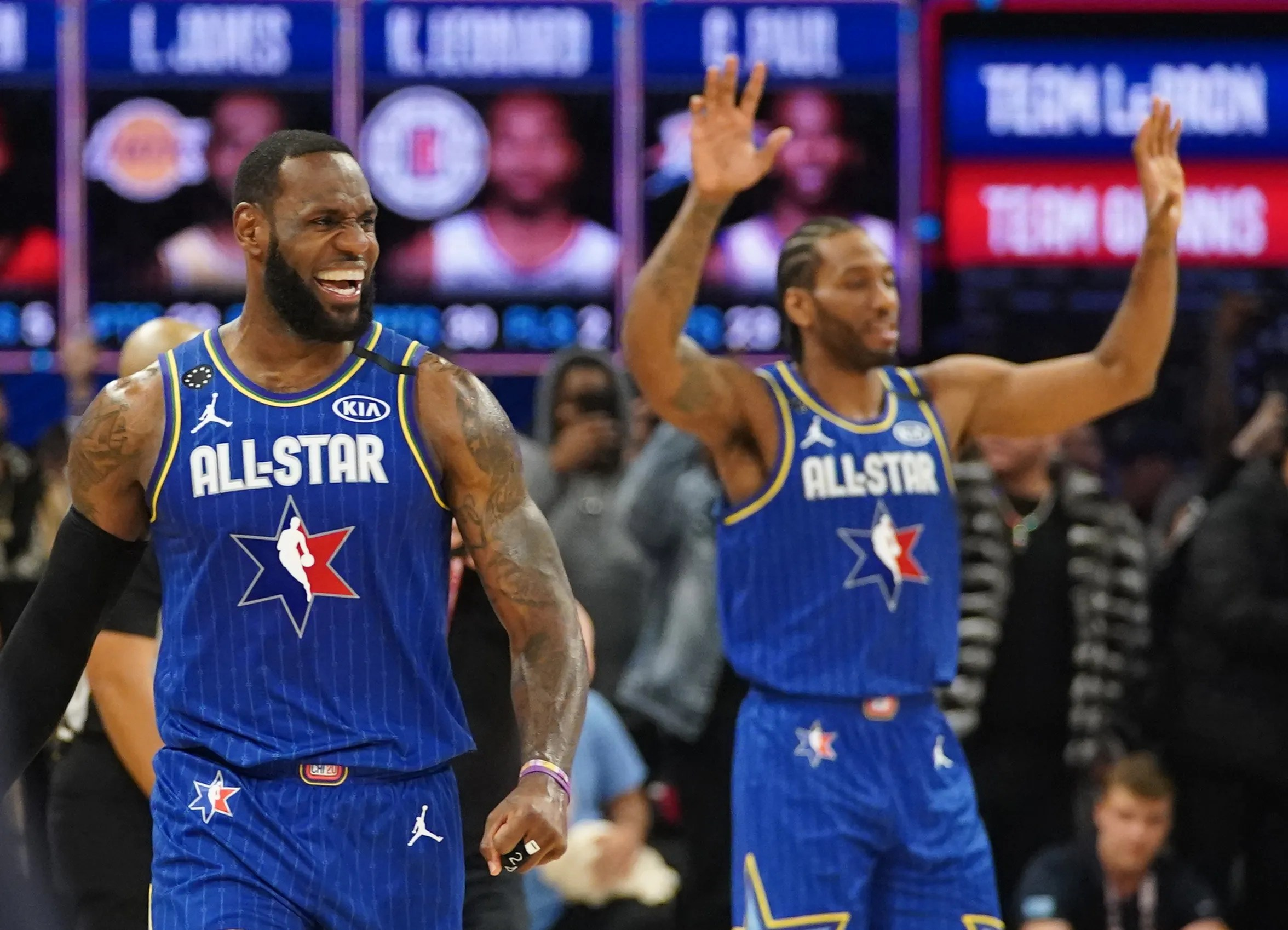 Nba All Star Game Success Should Mean More Experimentation