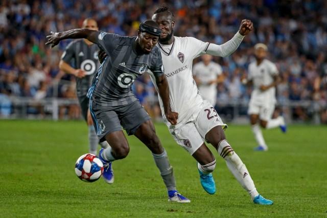 Minnesota United -- Ike Opara, defender