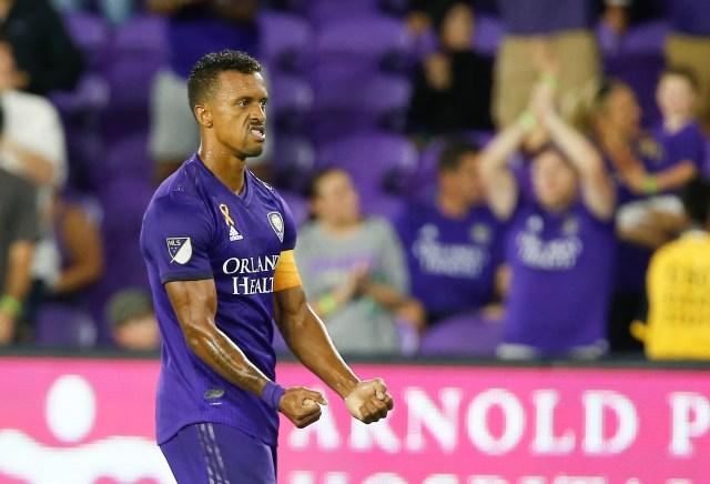 Orlando City SC -- Nani, midfielder