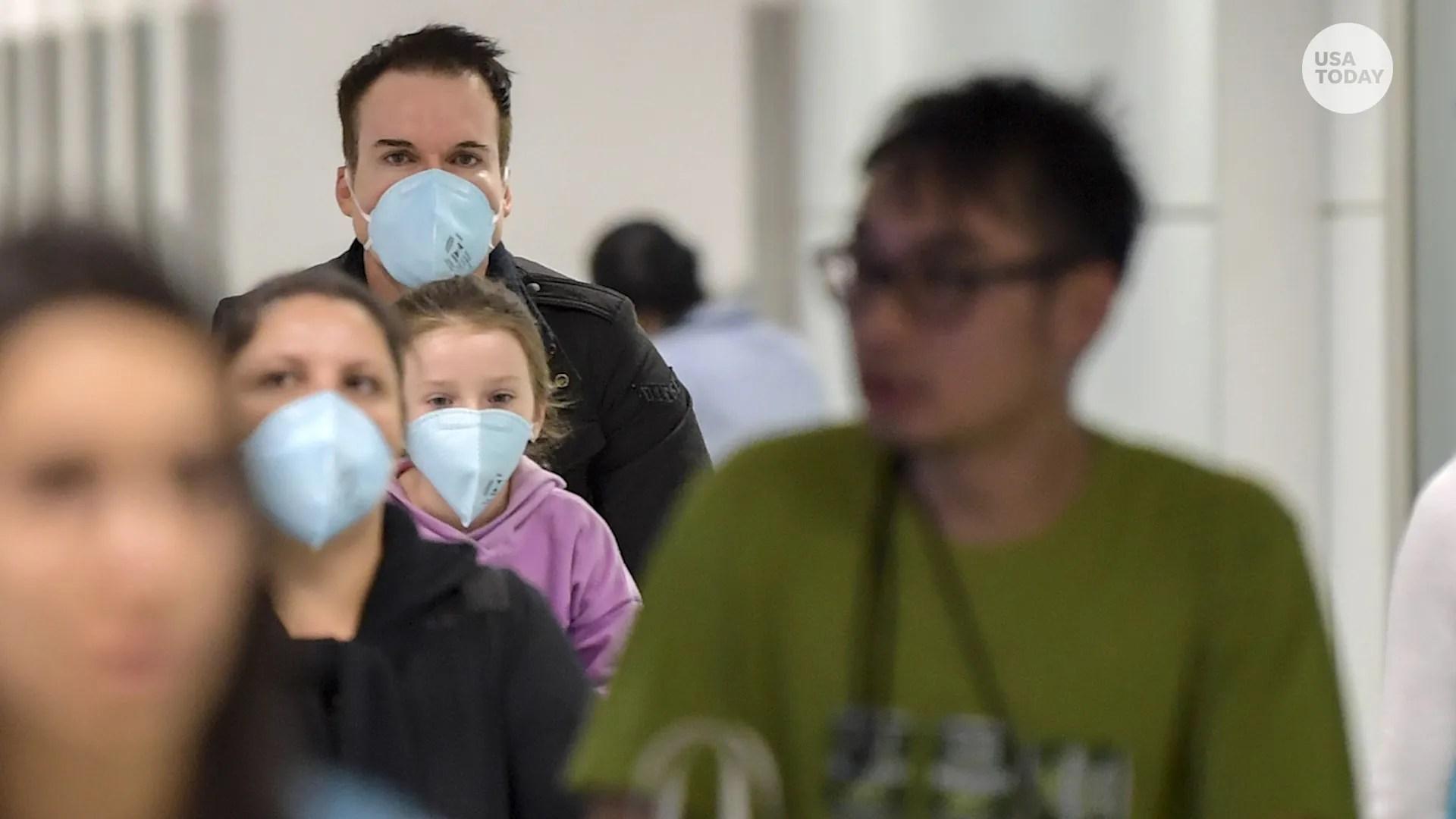 Coronavirus updates: HHS whistleblower, Pope, Diamond Princess death