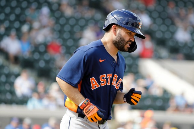 Astros players are getting hit, but everyone needs to chill: There's no cause for concern (yet)