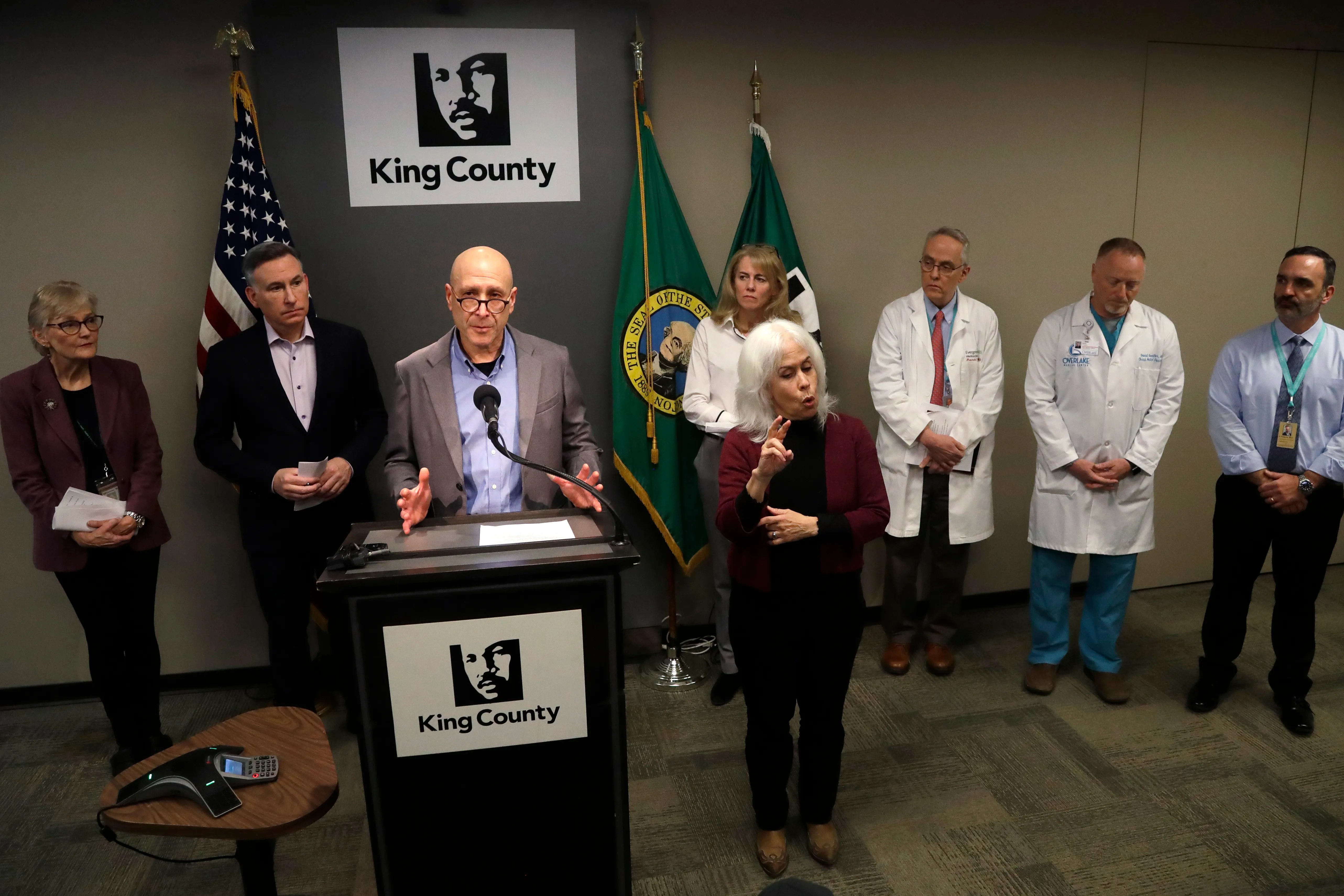 Coronavirus in Washington: Deaths, closures, where the virus is now