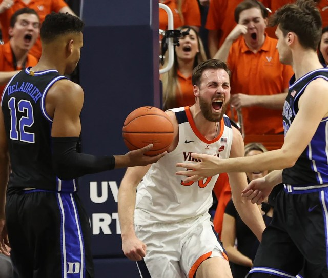 Duke Basketball Loses At Virginia For Third Loss In Four Games