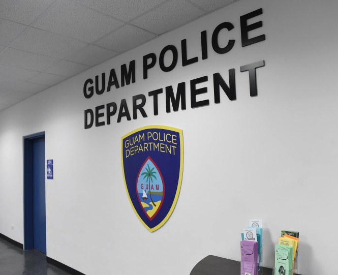 GPD officers responded to a report of a truck and a sedan driving recklessly in Piti after 1:30 p.m. Monday, documents state.