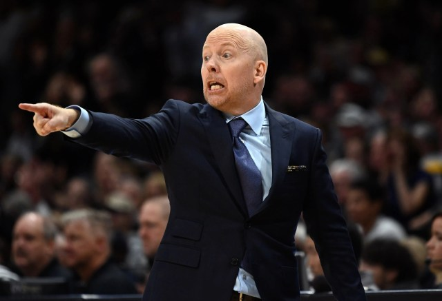No. 3: Mick Cronin, UCLA: $5,500,000 – Hired away from Cincinnati last April, Cronin is getting $3.5 million in basic annual pay this season – and he received a $2 million signing bonus. He made just less than $2.25 million from Cincinnati last season, and he owed that school $1 million for terminating his contract there. His pay from UCLA is scheduled to increase by $100,000 annually.