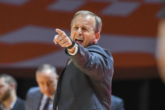 No. 4: Rick Barnes, Tennessee: $4,700,000 – After the 2017-18 season, Barnes got a new six-year contract that included a $1 million raise to $3.25 million. After last season, UCLA made him an offer, but the $5 million buyout he would have owed Tennessee helped keep him in Knoxville – that and another renegotiation with UT that added $1.45 million more to his total for this season. In addition, he is set to receive $250,000 increases annually.