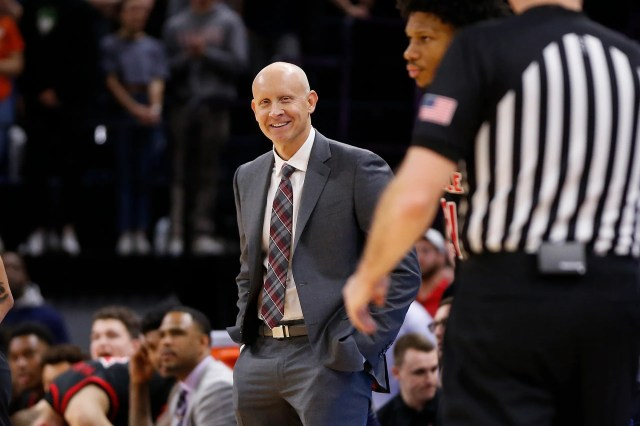 No. 9: Chris Mack, Louisville: $4,067,494 – Mack's pay from the university is unchanged from last season. His first report of outside income while at Louisville shows $60,000. He is scheduled to get a $250,000 increase on April 1, 2021, but he will get the increase this April if the Cardinals advance to the NCAA tournament round of 16. During the 2017 calendar year – his final full year at Xavier – Mack made nearly $2.25 million, including bonuses, according to the private school's most recently available tax records.
