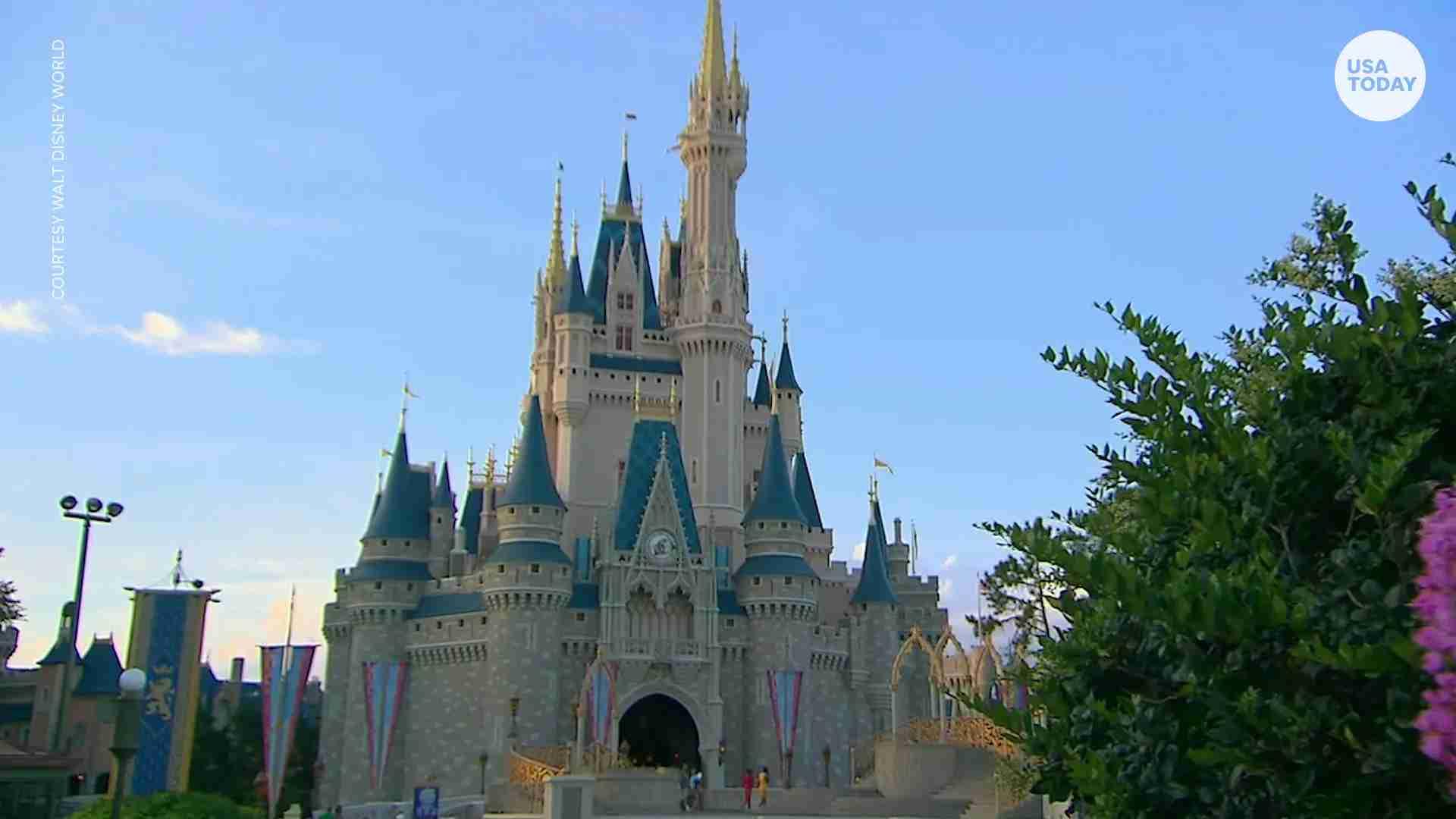 Coronavirus: Disney World, Universal Orlando add hand sanitizer units
