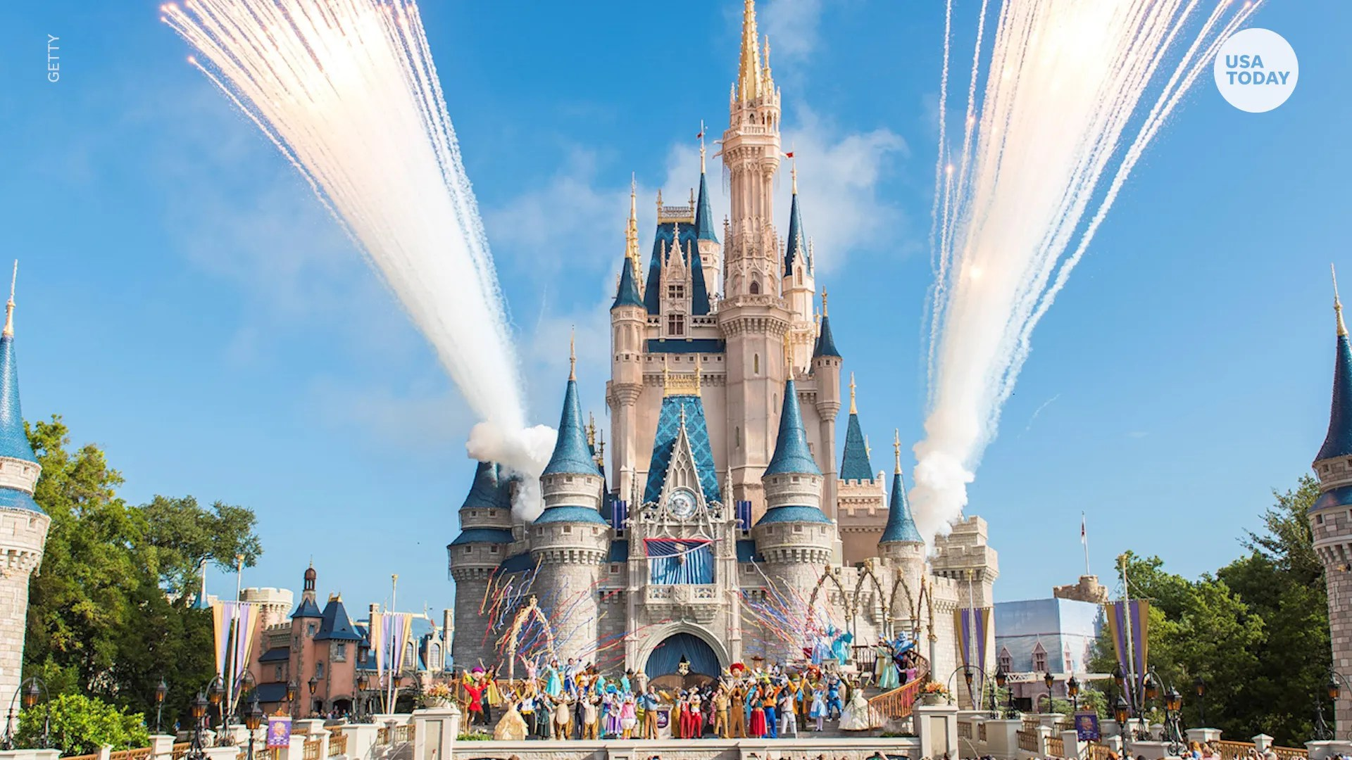 Coronavirus cancellations: Sea World, Disney World, more shut down