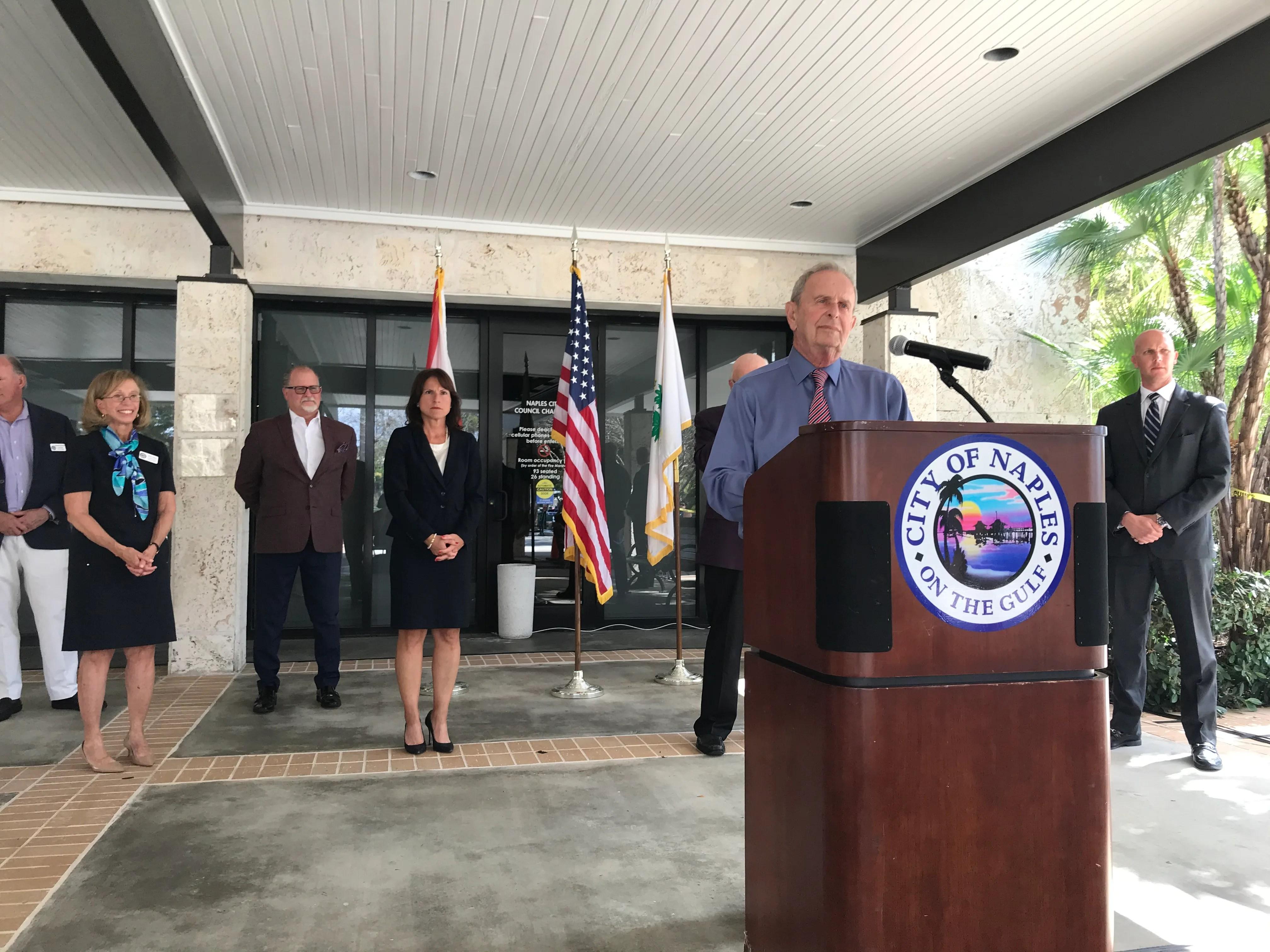 Coronavirus Florida: Naples declares local state of emergency due ...