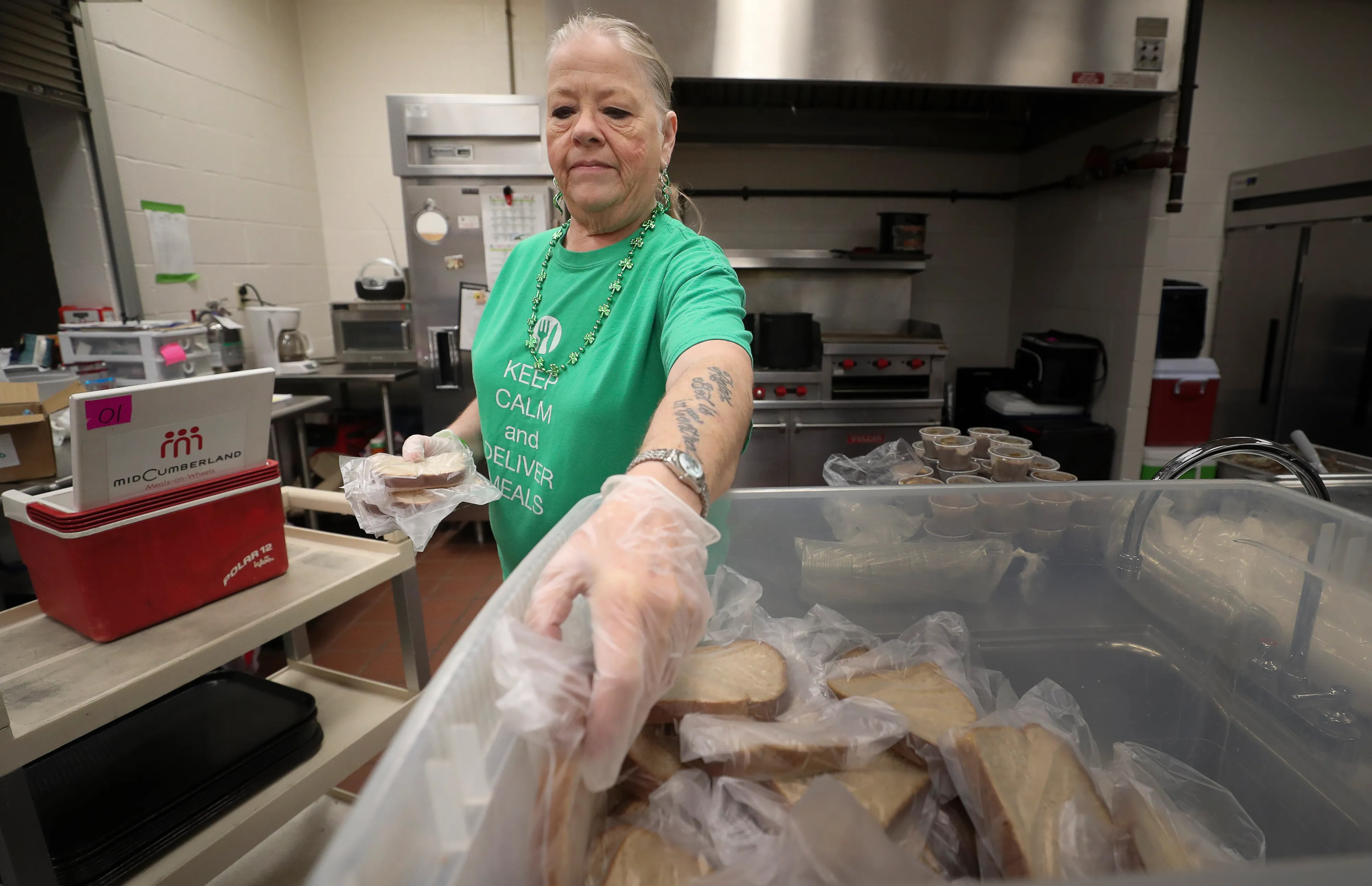 Meals on Wheels needs volunteers to deliver in Rutherford County