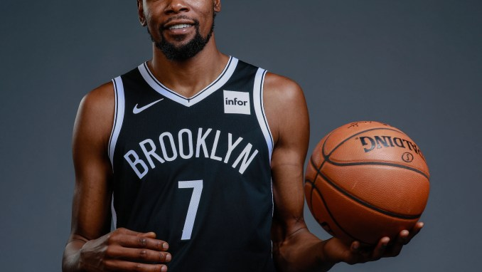 Image result for Kevin Durant says he has tested positive for the coronavirus