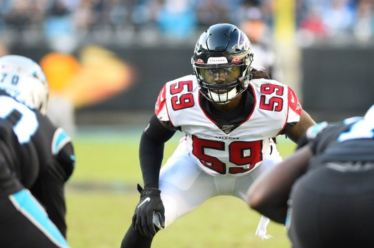 Some NFL writers questioned the Arizona Cardinals' signing of De'Vondre Campbell.