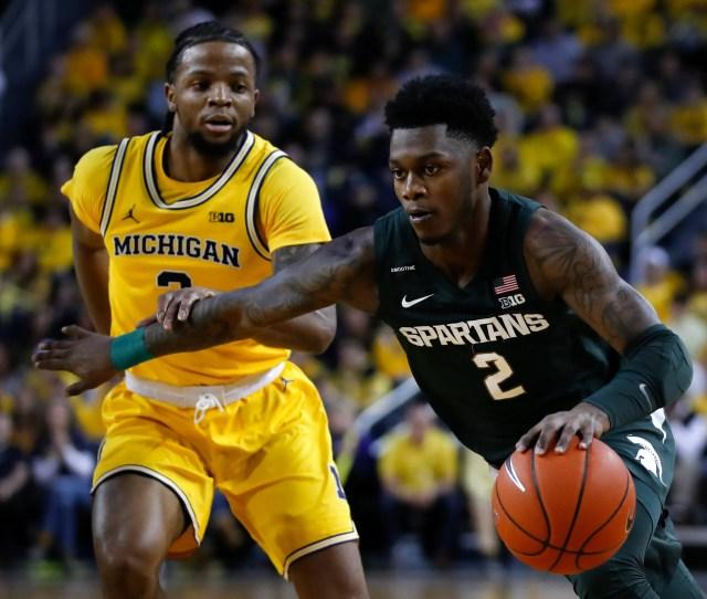 Michigan State Michigan Basketball Rankings Hinge On Unsettled