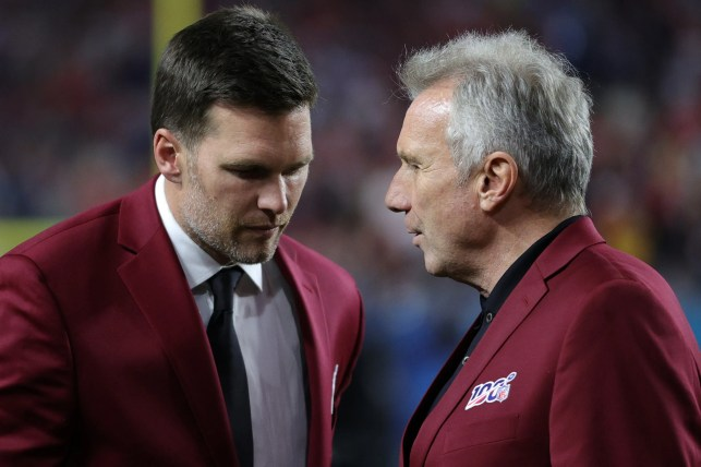 Joe Montana on Tom Brady's departure from Patriots: New England 'made a mistake' in letting QB 'get away'