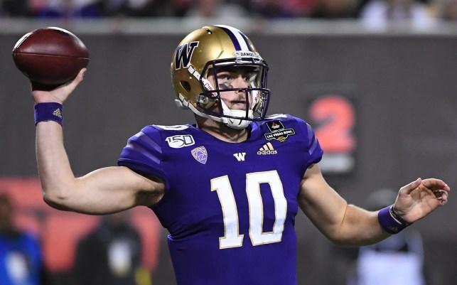 Indianapolis Colts select Washington QB Jacob Eason in fourth round of NFL draft