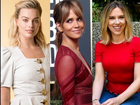 Margot Robbie, Halle Berry and Scarlett Johansson have shown their action skills in movies, including
