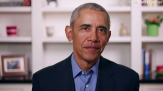WATCH: Obama Urges Americans to Use George Floyd Protests to Spark 'Real Change' in Virtual Town Hall on Police Reforms