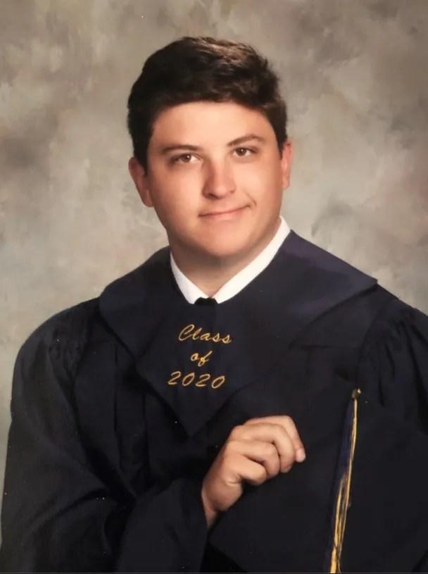 Jeffrey Campbell, Delaware Valley High School