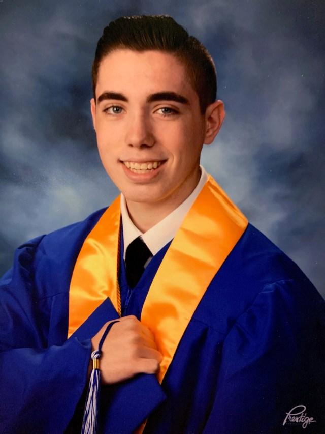 Jake Galati, Middlesex High School
