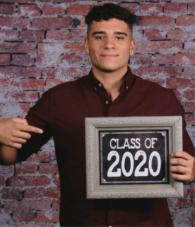 Steven Rodriguez, South River High School
