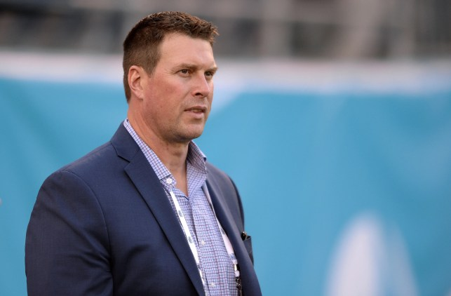 Former NFL QB Ryan Leaf arrested for misdemeanor domestic battery in Palm Springs, California