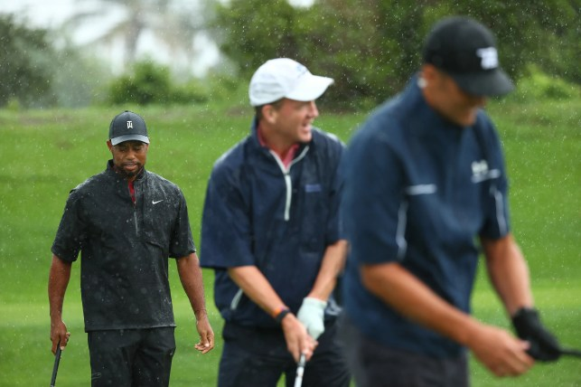 'The Match': Tiger Woods and Peyton Manning vs. Phil Mickelson and Tom Brady