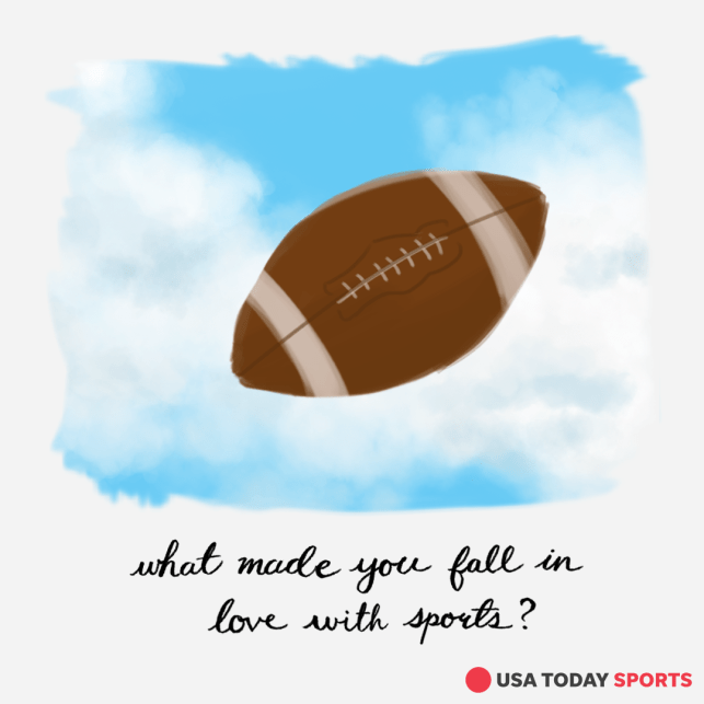 Why do we love sports? These are our — and your — best memories of that first spark