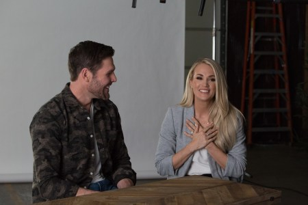 WATCH: Carrie Underwood and Mike Fisher Open Up About Their Marriage, Faith, and Family in New Four-Part Online Series