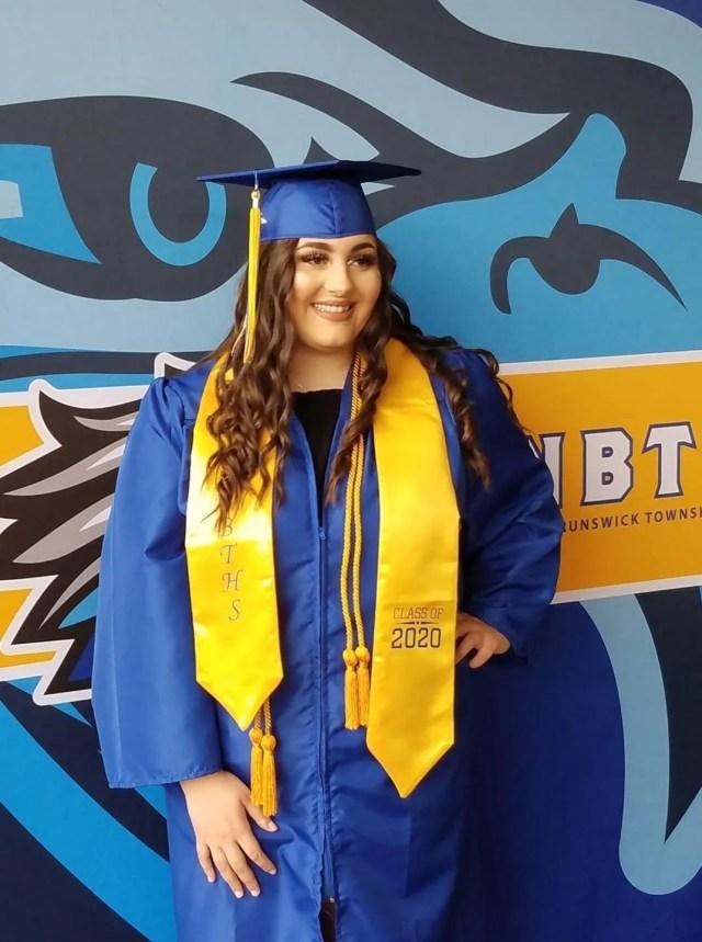 Stephanie DiMinno, North Brunswick Township High School