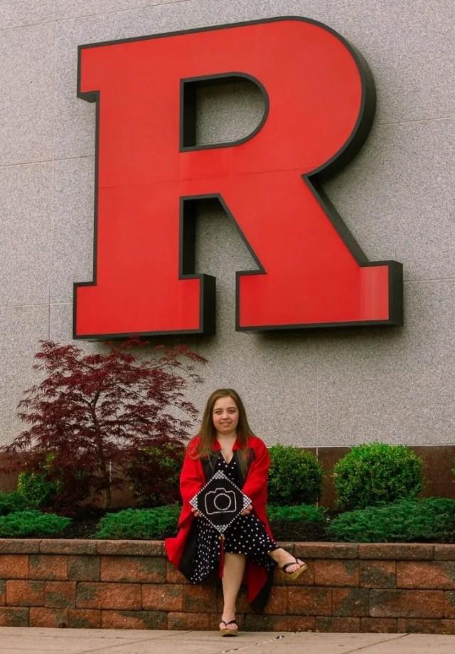 Elizabeth LaVielle of North Brunswick, Rutgers University