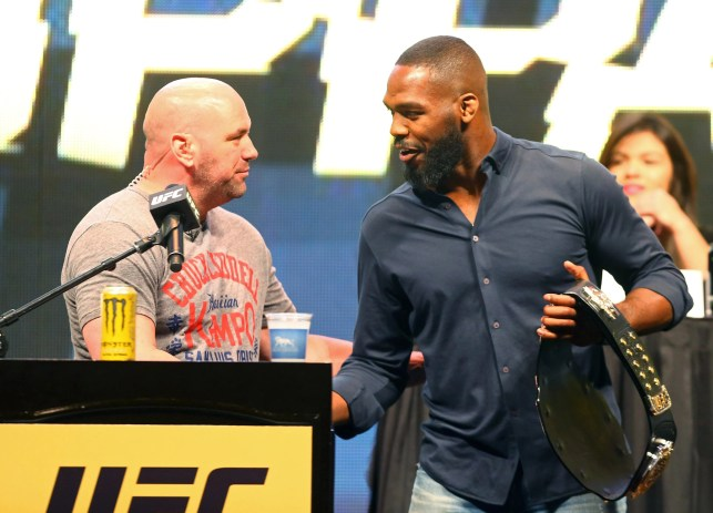 Dana White on Jon Jones: 'He could have been the LeBron' of UFC