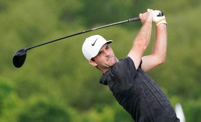 Golfer Denny McCarthy