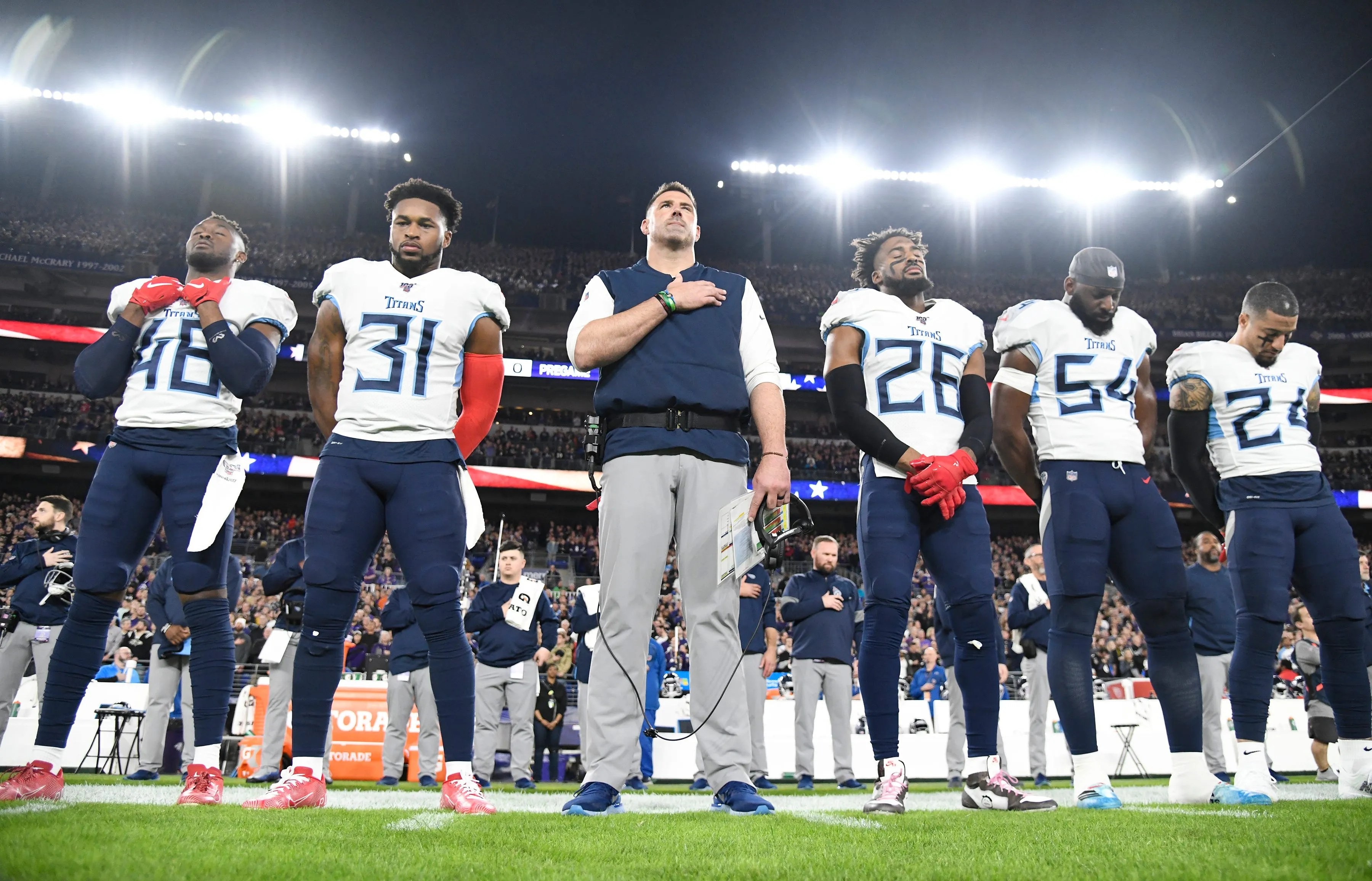 Nfl Plans Black National Anthem Lift Every Voice And Sing