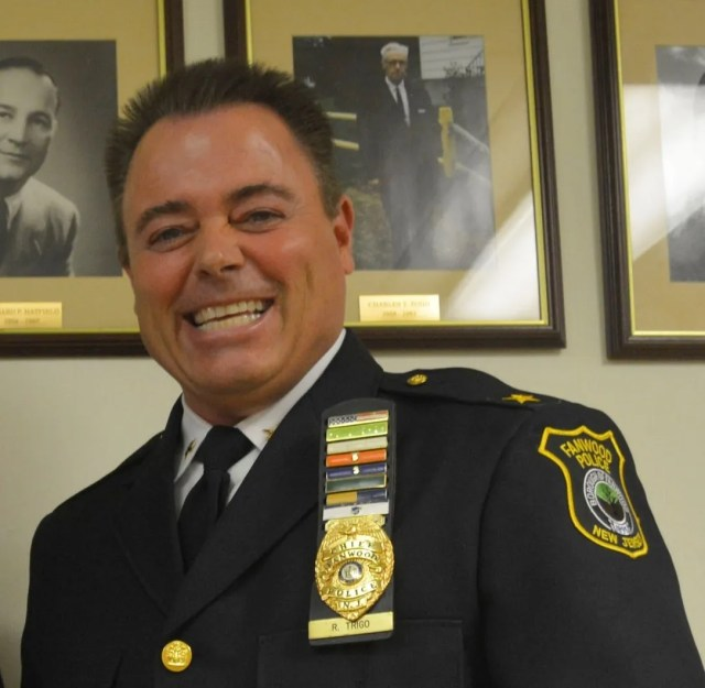 Fanwood Police Chief Richard Trigo.