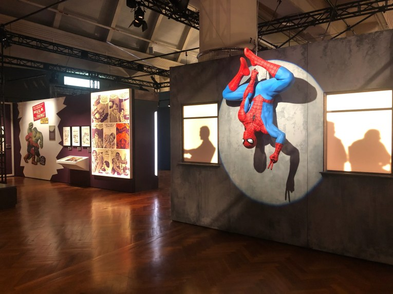 Marvel superheroes exhibition finally opens at Henry Ford Museum