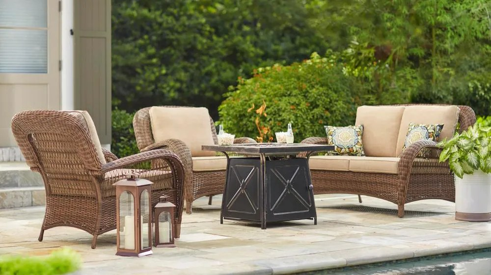 We've spent over two decades sourcing quality garden furniture from around the world and supplying it largely to the uk marketplace. Venta Patio Chairs On Sale Near Me En Stock