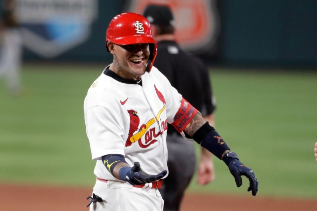 Cardinals' Yadier Molina one of St. Louis players who tested positive for coronavirus