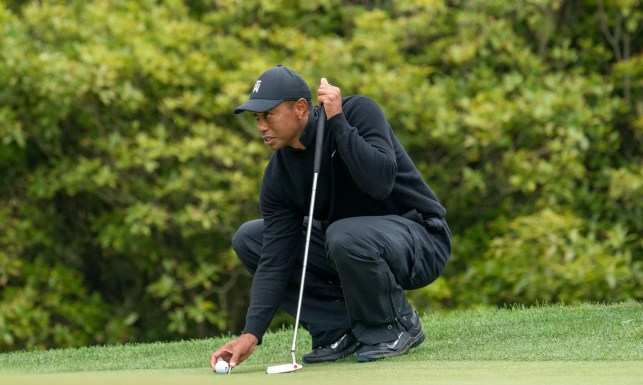 Is Tiger Woods about to make a putter change?