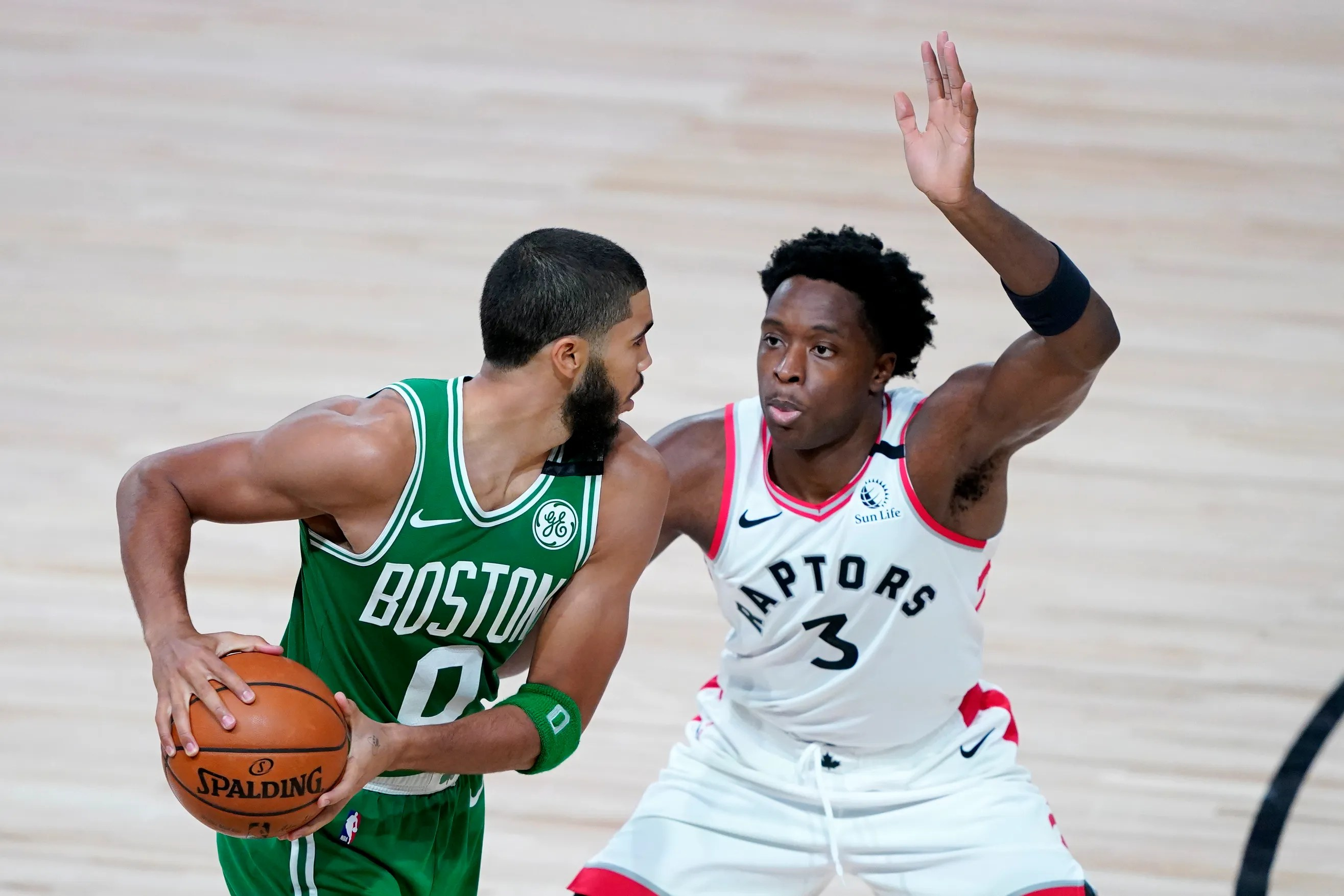 Celtics Know Rout Of Raptors Means Nothing In Big Picture