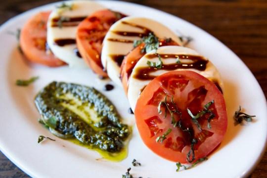 Caprese Salad from Portofino's