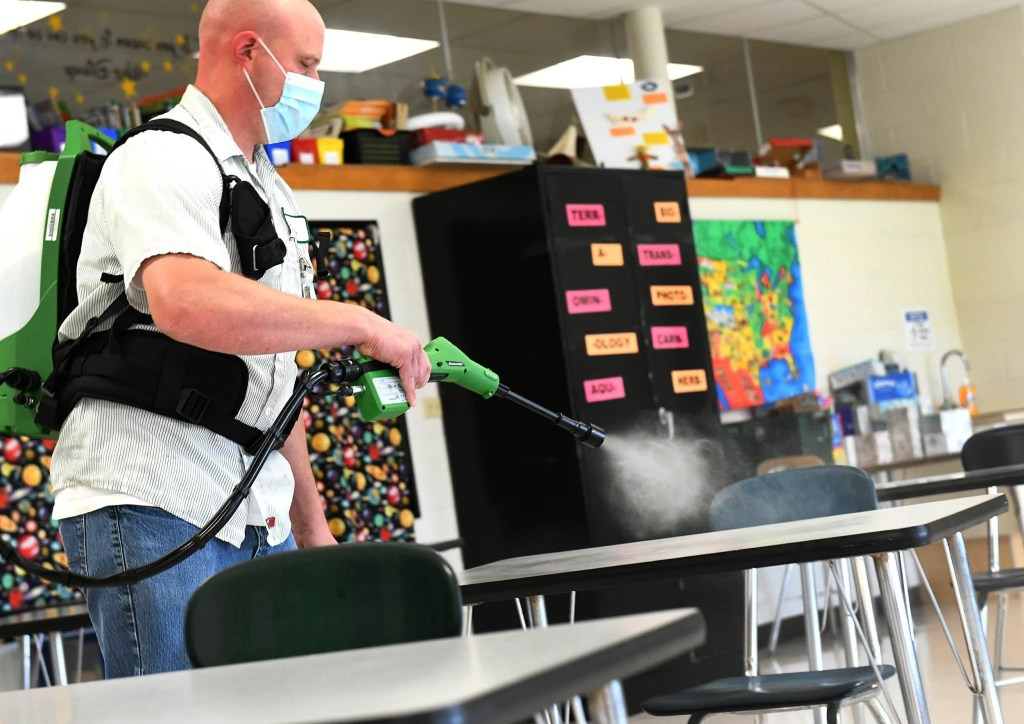 Opinion: Schools still face bumpy road in return to normalcy