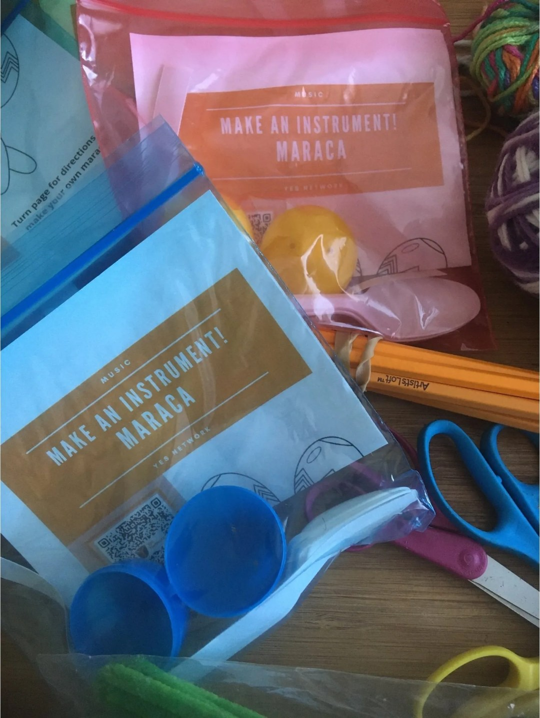 Art kits will be placed in the STEM distribution boxes for St. Cloud area students.