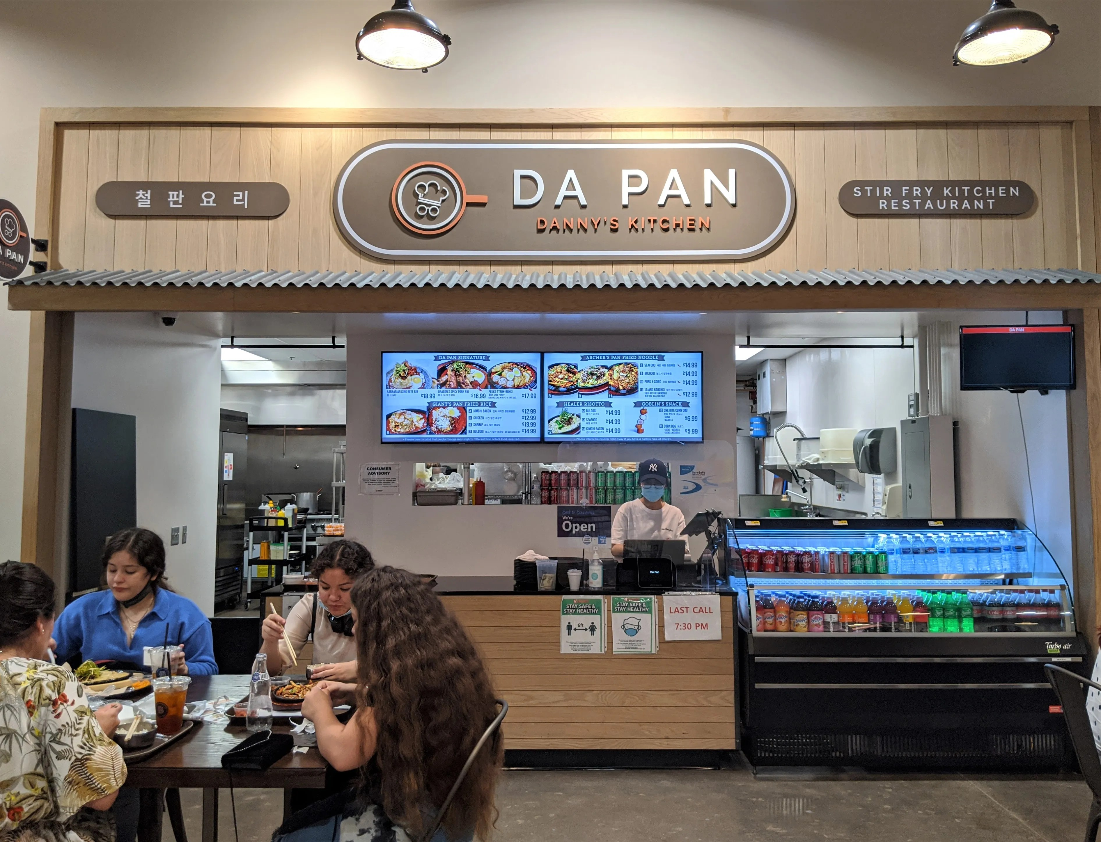 A guide to the food court at Arizona's H Mart grocery store in Mesa