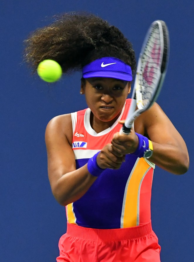 Naomi Osaka beat Jennifer Brady in three sets to advance to her second U.S. Open final. She won the Grand Slam in 2018.