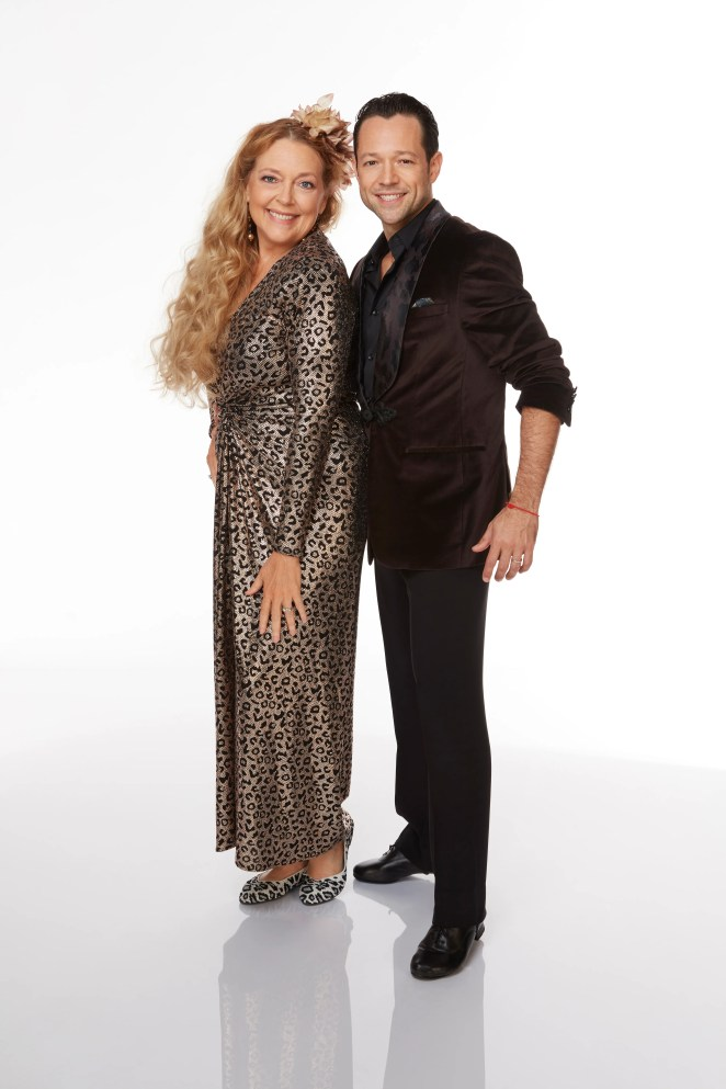 "Carole Baskin and her partner, Pasha Pashkov, did the paso doble on the premiere of ""Dancing With the Stars."""