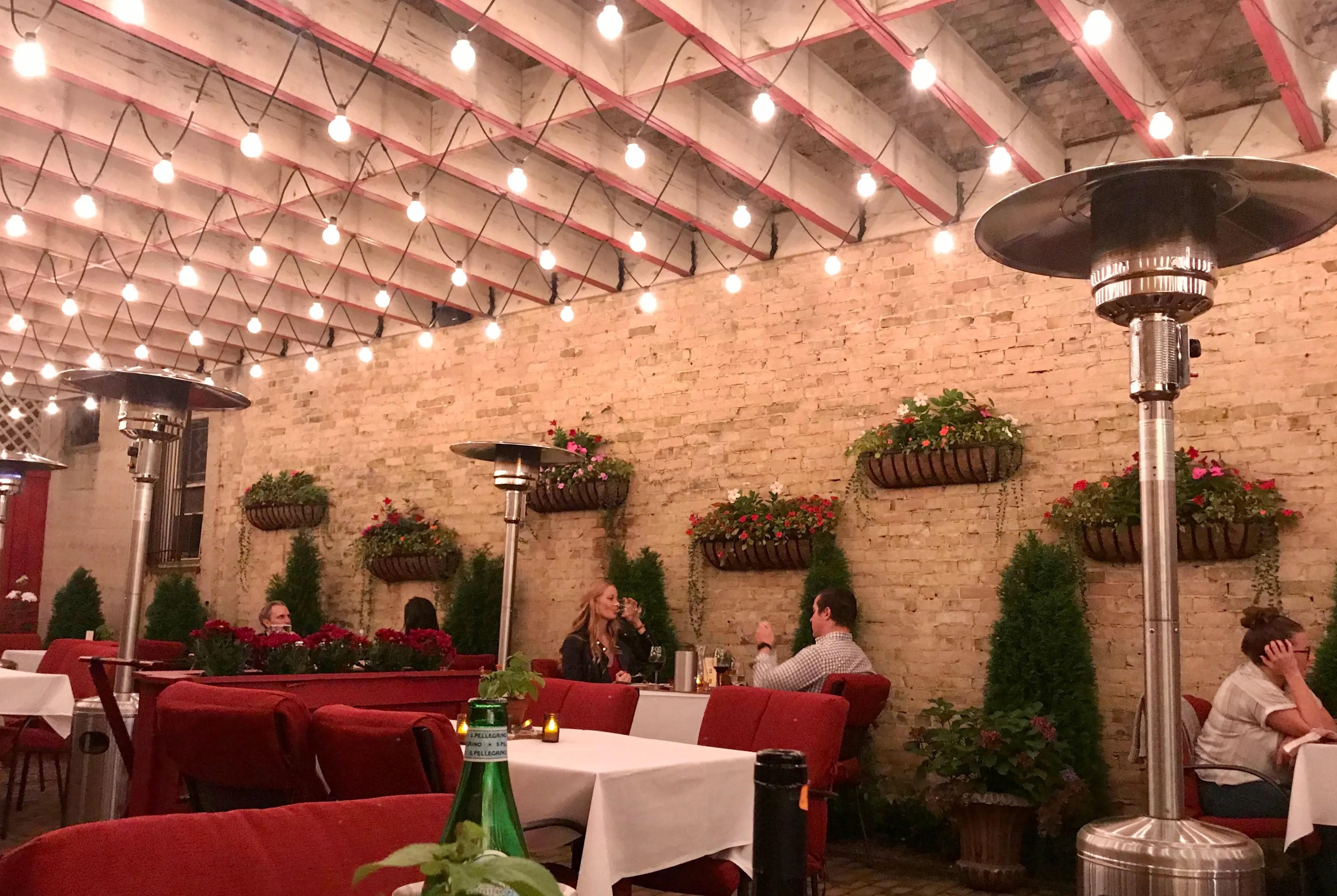 milwaukee heated patios allow outdoor